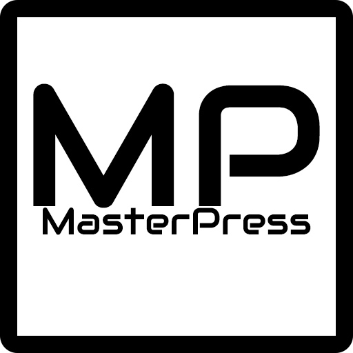 Master Press Mobile Logo